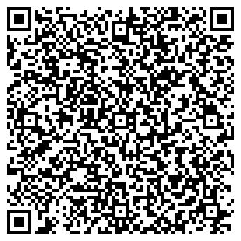 QR-код с контактной информацией организации Просторы Украины, ООО