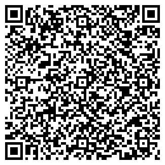 QR-код с контактной информацией организации ЦЭФТ, ООО
