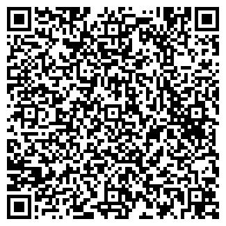 QR-код с контактной информацией организации Газанет, ЧП