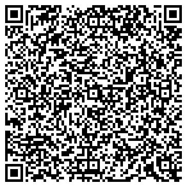QR-код с контактной информацией организации МеталлургСтрой, ЗАО