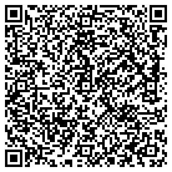 QR-код с контактной информацией организации Теплосфера, ООО
