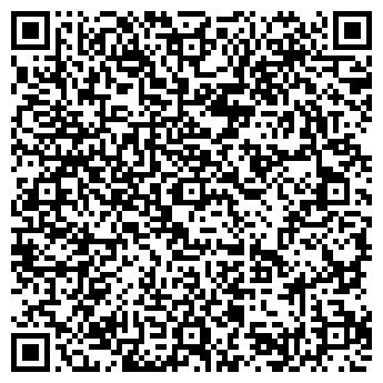 QR-код с контактной информацией организации Техноград, ЧП