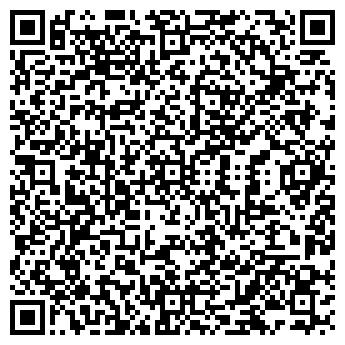 QR-код с контактной информацией организации Гурьев, СПД