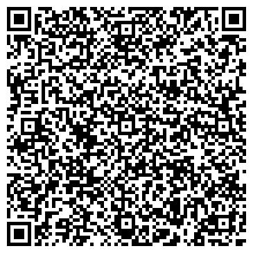 QR-код с контактной информацией организации Территория климата, ООО