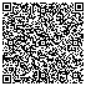 QR-код с контактной информацией организации Техно Украина, ООО