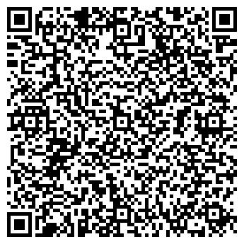 QR-код с контактной информацией организации Атмосфера, ЧП