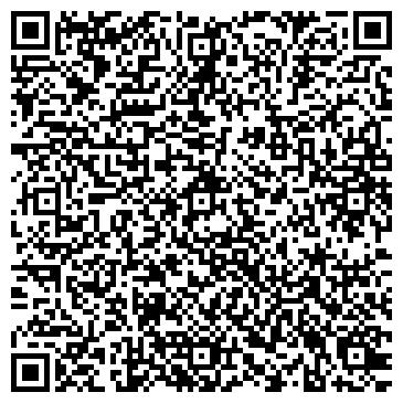 QR-код с контактной информацией организации Укрпромэнерго НТП, ЗАО