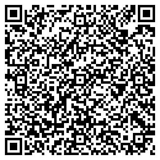 QR-код с контактной информацией организации МААН, ООО