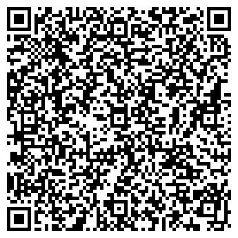 QR-код с контактной информацией организации Тепло центр, ЧП