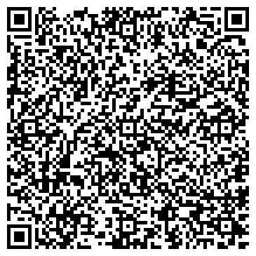 QR-код с контактной информацией организации Климатинвест