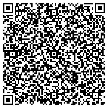 QR-код с контактной информацией организации Чистый холод