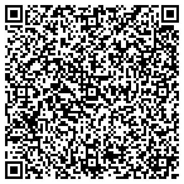 QR-код с контактной информацией организации Air climat (Эйр климат), ИП