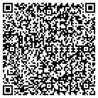 QR-код с контактной информацией организации Торнадо-Сервис, ИП