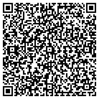 QR-код с контактной информацией организации Студия быта, ИП