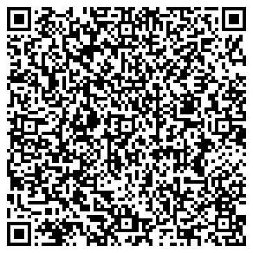 QR-код с контактной информацией организации Бизон Транс, ИП