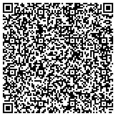 QR-код с контактной информацией организации Центр экспертизы и сертификации подъемно-транспортного оборудования, ТОО