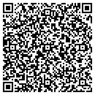 QR-код с контактной информацией организации ТеплоСервис,ИП