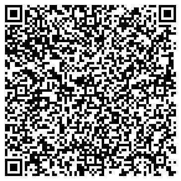 QR-код с контактной информацией организации Сантех сеть, ФОП