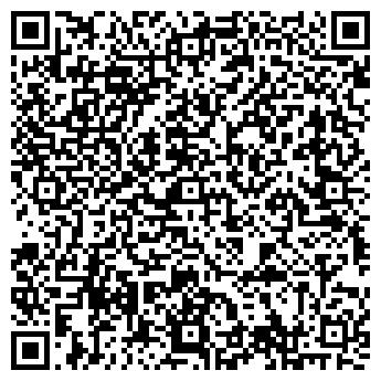 QR-код с контактной информацией организации Выживание, ОО