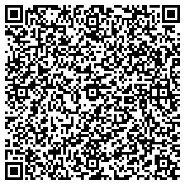 QR-код с контактной информацией организации ВИСОинжиниринг, ООО