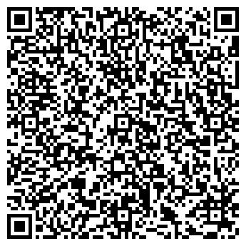 QR-код с контактной информацией организации Турия, ЧП