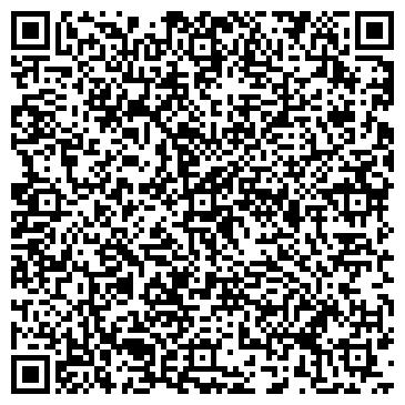 QR-код с контактной информацией организации Дебют, ООО