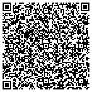 QR-код с контактной информацией организации Интертехсервис, ЧП