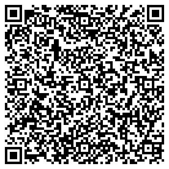 QR-код с контактной информацией организации Мерит логистик, ООО