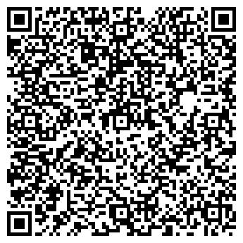 QR-код с контактной информацией организации Рассвет, ЗАО