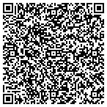 QR-код с контактной информацией организации Интербис-Сервис, ООО