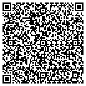 QR-код с контактной информацией организации Абиком, ЗАО