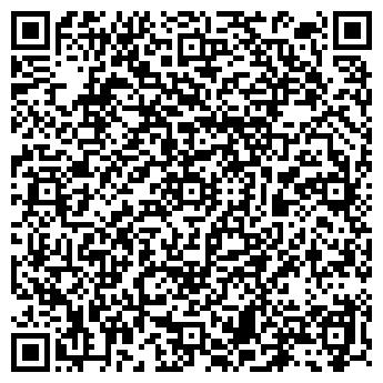 QR-код с контактной информацией организации ГеоКартСервис, ОДО