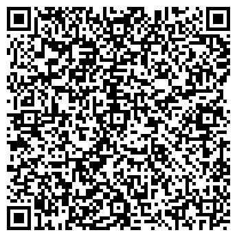 QR-код с контактной информацией организации АрхГео, КУАЗП
