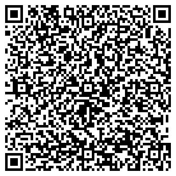 QR-код с контактной информацией организации Азия Проект, ТОО