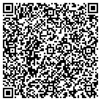 QR-код с контактной информацией организации Kazcat