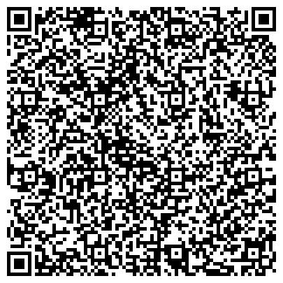 QR-код с контактной информацией организации ТОО «ХЛОПКОПРОМ-ЦЕЛЛЮЛОЗА»