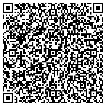 QR-код с контактной информацией организации Цезарь, ООО