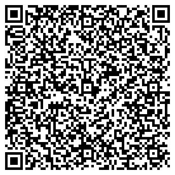 QR-код с контактной информацией организации Анкоридж, ООО