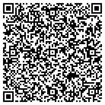 QR-код с контактной информацией организации Горизонт, МЧП