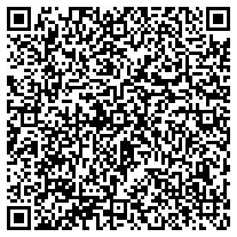 QR-код с контактной информацией организации Иверго, ЧП