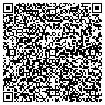 QR-код с контактной информацией организации Хладсервис, ЧП