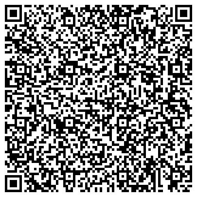 QR-код с контактной информацией организации Центр кинезитерапии позвоночника и суставов по методу Бубновского С.М., АО