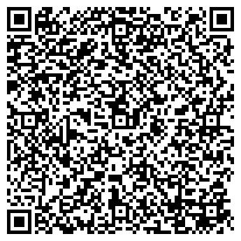 QR-код с контактной информацией организации МедиаСкан, ЧП