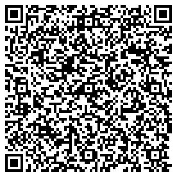 QR-код с контактной информацией организации Автор, ООО