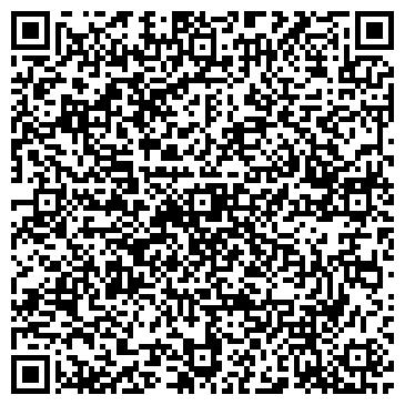 QR-код с контактной информацией организации Генезис, ЧП