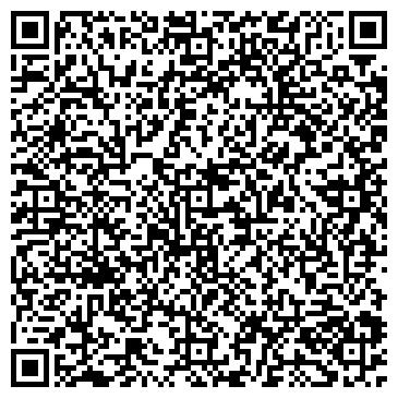 QR-код с контактной информацией организации Атлантис, ООО
