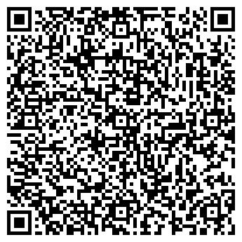 QR-код с контактной информацией организации Гермиона, ЧП