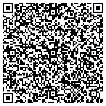 QR-код с контактной информацией организации ЦЕЗАРЬ ПАРК