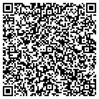 QR-код с контактной информацией организации Альвольф