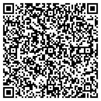 QR-код с контактной информацией организации Изет, ТОО
